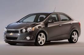 Used 2013 Chevrolet Sonic Sedan Pricing - For Sale | Edmunds