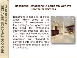 basement remodeling st louis. Basement Remodeling St Louis MO With Pro Contractor Services Is Not One Of Those Areas N