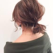 ただ結ぶだけ 女性の印象を変えるヘアアレンジ術 たつやアレンジ