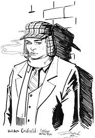 Holden Caulfield The Catcher In The Rye Libguides At Adlai E