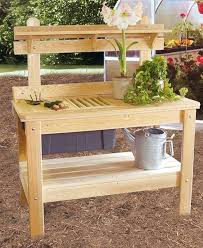 outdoor gardening tables best planter boxes images table