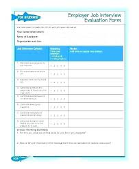 Construction Employee Review Template Executive Director Performance Review Template Self