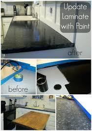 laminate countertop paint