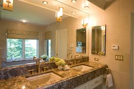 granite composite sinks Bathroom Traditional with brushed nickel