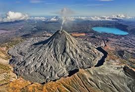 Действующие вулканы России Действующие вулканы России Карымская сопка
