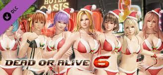 DOA6 Santa <b>Bikini Set</b> on Steam