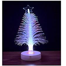 Amazon.com: Fiber-Optic LED Tree: Home & Kitchen