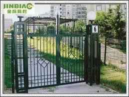 Metal Fence Gate Designs Beautiful Metal Fence Gate Designs 8