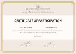 Leadership Certificate Template Psd International Conference