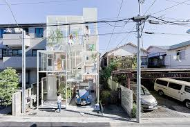 architecture design house. 8 Creative Ways To Integrate Parking Into Residential Design, House NA / Sou Fujimoto Architects Architecture Design
