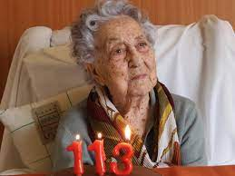 spain: 113-year-old woman, believed to ...
