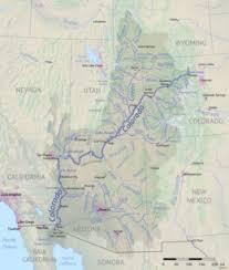 Colorado Mileage Chart Colorado River Wikipedia