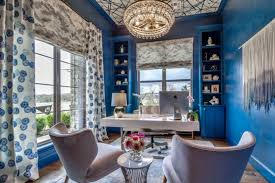blue home office. 16 blue home office designs that will catch your eye