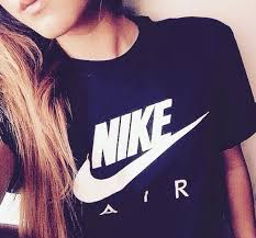 nike outfits for girls. white nike shirt girls - google search outfits for c