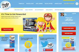 Pediacare Rewards App Craig Bauer