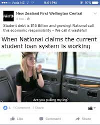 Big The A Nz It Fan Taxi Team Of Fake Also Seems Newzealand First Is