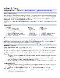 Beautiful Financial Analyst Resume Sample India Finance Template Pdf