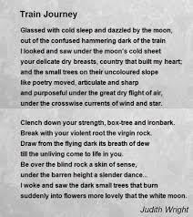 photos journey poems life love quotes train journey poem by judith wright poem hunter