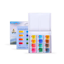 St Petersburg White Nights Watercolour Sets