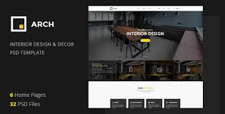 home decor templates from themeforest