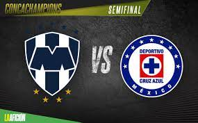 Cruz Azul vs Monterrey LIVE semifinal ...