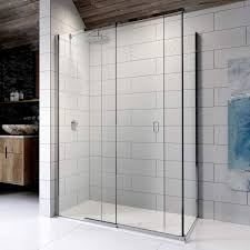 delighted sliding shower door kudos pinnacle 8 for corner uk bathrooms