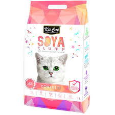 6 FOR $42 [SAVER]: <b>Kit Cat</b>® <b>Soya</b> Clump Eco-Friendly <b>Cat</b> Litter (9 ...