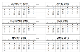 printable 6 month calendar 2019 6 month 2019 calendar 2019 calendars calendar 2019 calendar