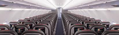 American Airlines American Eagle Seating Chart Main Cabin Travel Information American Airlines