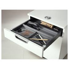IKEA SUMMERA drawer insert with 6 compartments
