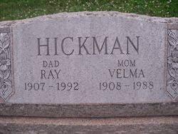 Velma Crum Hickman (1908-1988) - Find A Grave Memorial