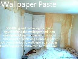 removing old wallpaper hd