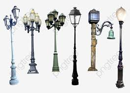 Lamppost Png Creative Outdoor Lights Lamp Post European Street