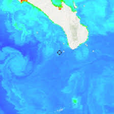 Chlorophyll Charts Fishing Free This Clear Satellite Image Shows Water Color Off Of Cabo San