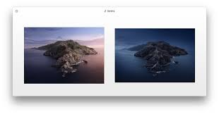 MacOS Catalina Default Wallpapers ...