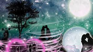 3d Abstract Love Couple 1080p Full Hd ...