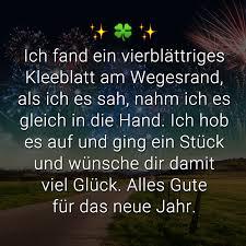 ᐅ Viel Glück Im Neuen Jahr Dass Deine Wünsche Werden Wahr