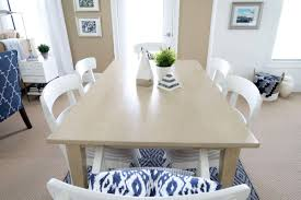 the pièce de résistance was the makeover of the loft table from all black to a driftwood gray finish it always amazes me how paint can transform anything