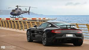 aston martin one 77 black. aston martin one77 in monaco one 77 black