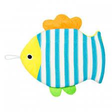Мочалка <b>ROXY</b>-<b>KIDS</b> Махровая <b>мочалка</b>-<b>рукавичка</b> Рыбка ...
