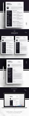 Resume Templates Resume Template Psd Vector Eps Ai Illustrator