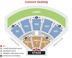 Cmac Seating Chart With Rows 2019