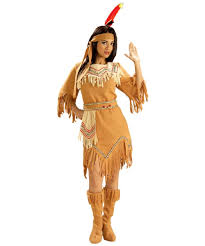princess tiger lily women s indian costume