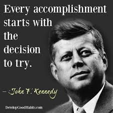 Jfk Quotes Classy The Law Of Attraction And Love Words To Live By Pinterest Jfk