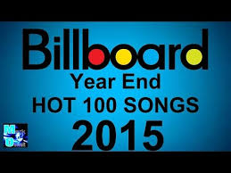 Billboard Hot 100 Top 100 Singles Year End 2015