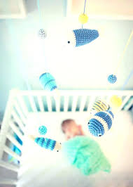 baby nursery baby fish nursery things a this go bedding mobile decor blue sea animals