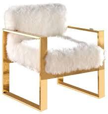 fur chair faux fur accent chair white contemporary armchairs and accent chairs fur desk chair cover