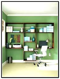 Office shelf ideas Rustic Wall Shelf Office Office Shelf Decor Sand Platinum Office Shelving The Container Store Home Office Home Wall Shelf Office Furniture Design Wall Shelf Office Office Floating Shelves Floating Shelf Desk