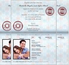Invitation Passport Wedding Blue org - Template Trailtorecovery Inspirational In
