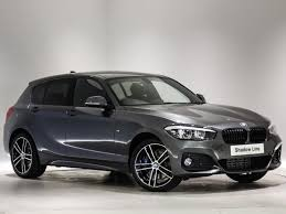 Coupe Series bmw 1 series tech specs : 2017 BMW 1 SERIES HATCHBACK SPECIAL EDITION: 118d M Sport Shadow ...